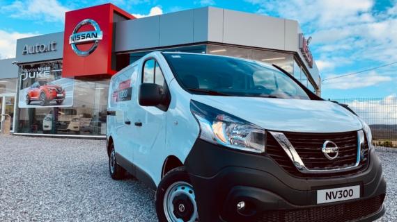 Nissan NV300 L1H1 2.0 Dci 120 Acenta + Pack Navi (GPS + CLIM +CAMERA + CAPTEURS + CRUISE + PHARES ET ESSUIES GLACE AUTO)