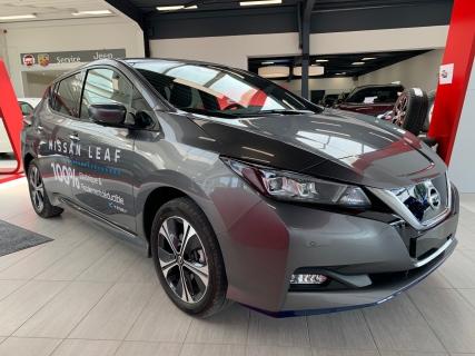 Véhicule de Direction : Nissan LEAF Tekna 62Kwh