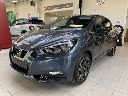 Nissan Micra 1.0 Dig-T 92ch N-Design + pack connect + pack ext black